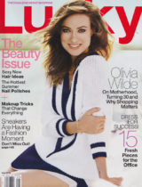Lucky, May 2014