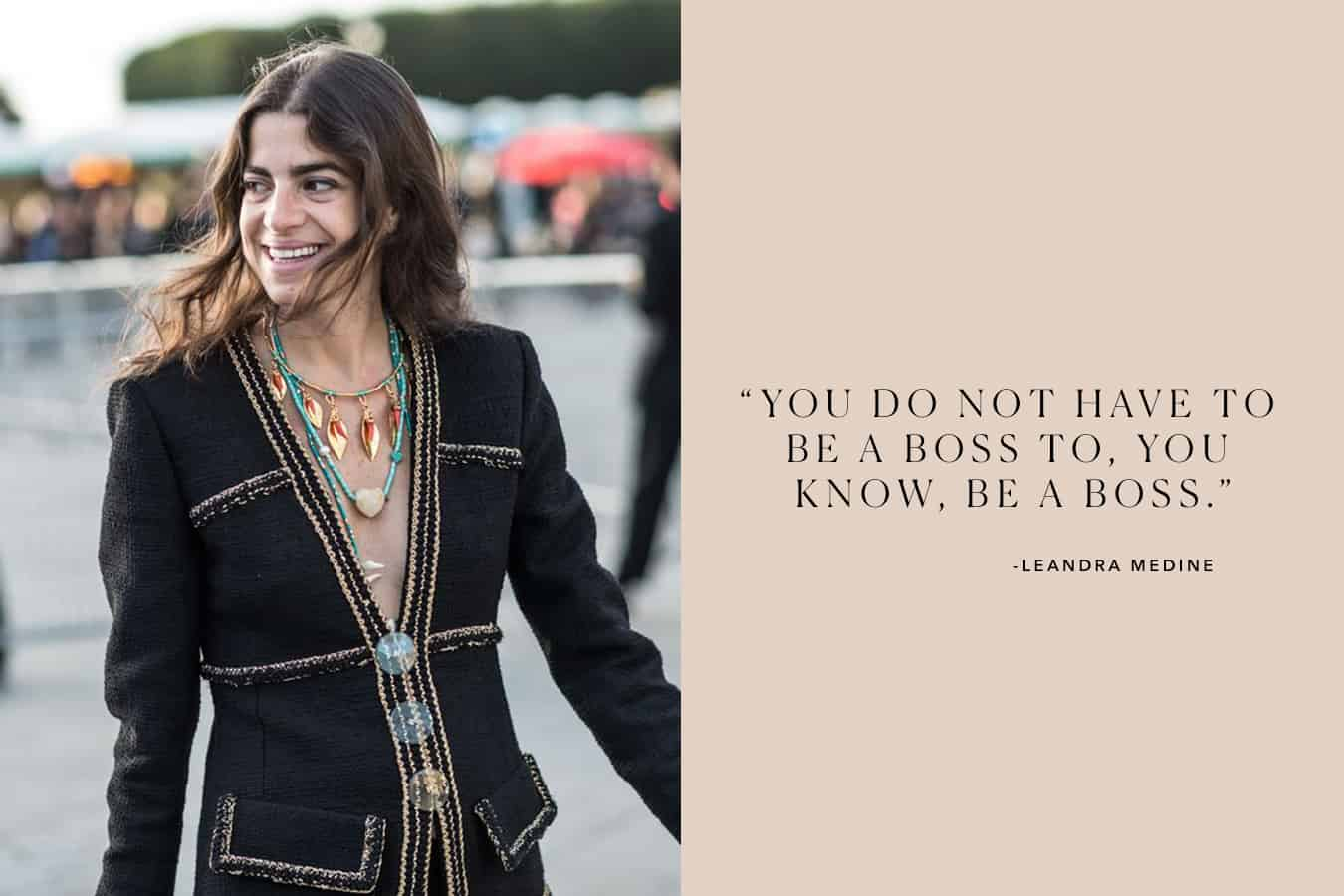 Friends For 10: Leandra Medine Cohen of Man Repeller 10