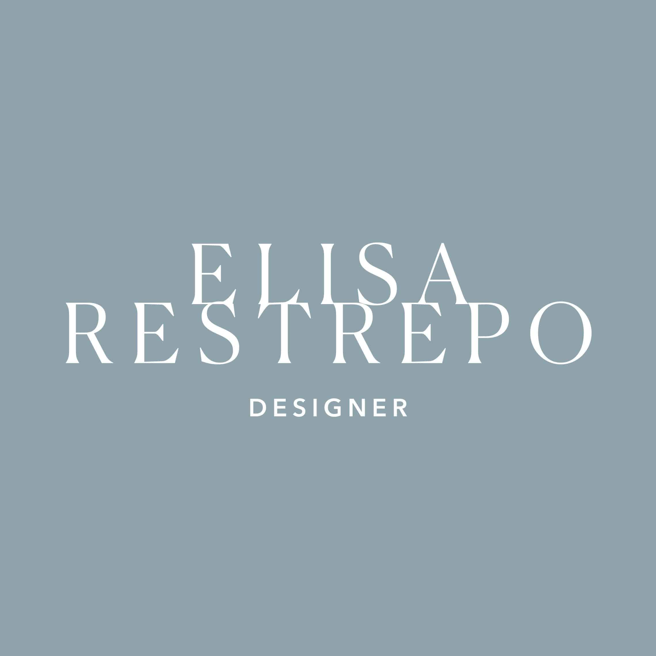The Gift Guide Series: Elisa Restrepo