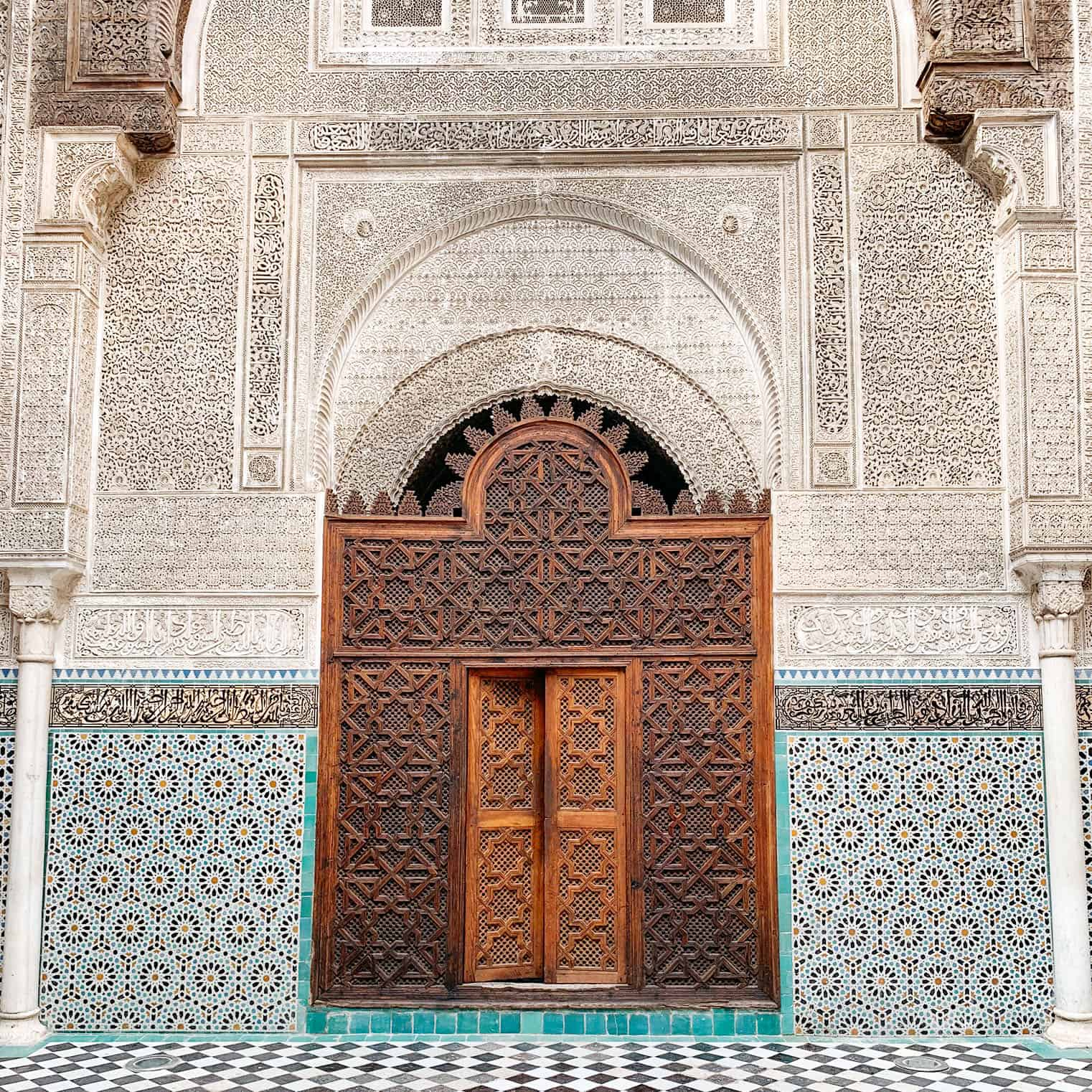 Lizzie & Kathryn's Guide To Fez, Morocco 8