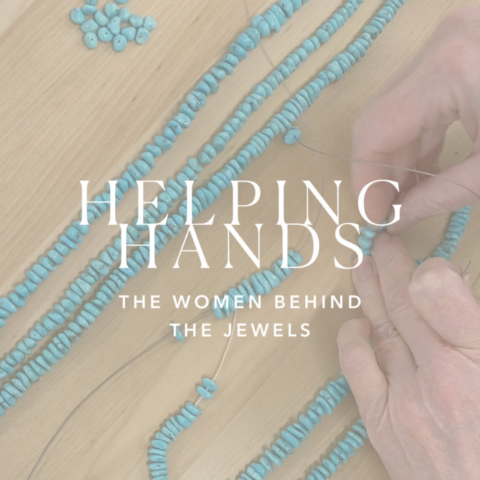 Helping Hands: The Women Behind The Jewels
